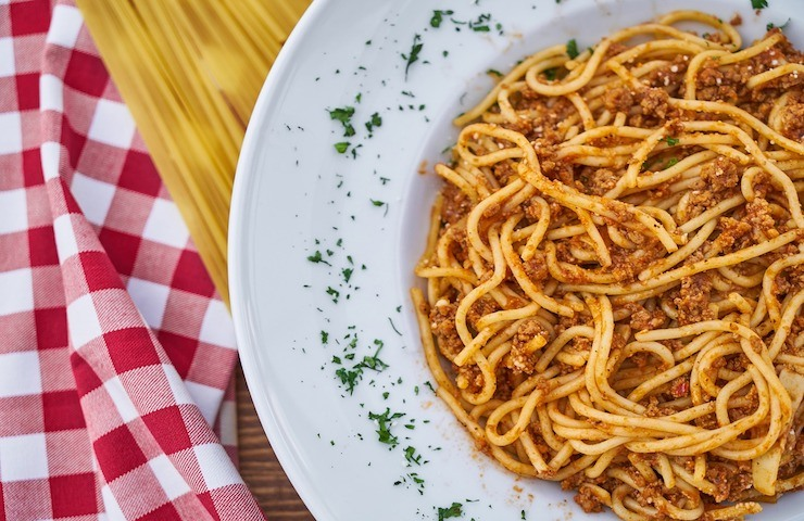 spagety bolognese